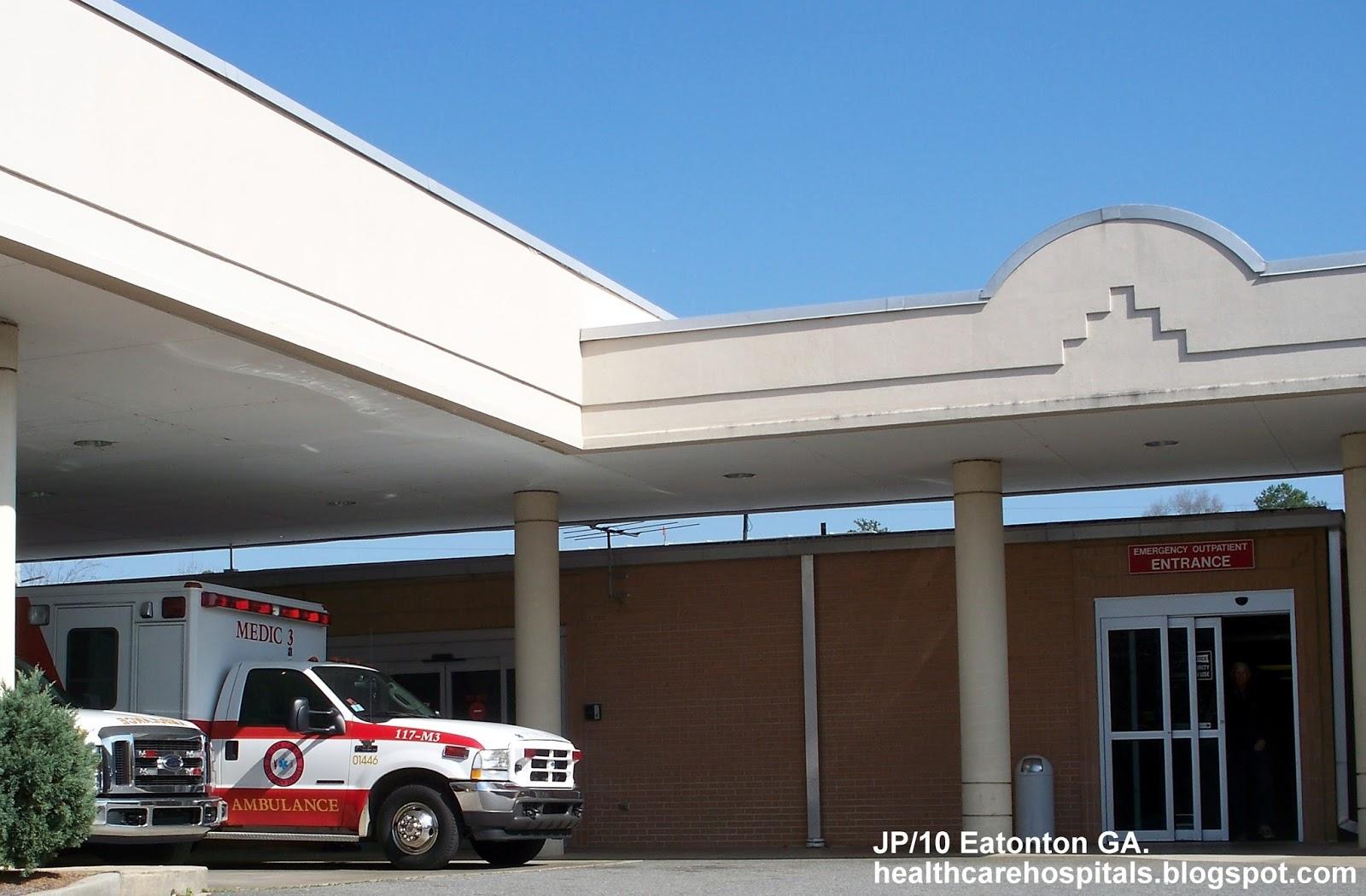 Putnam County Hospital Emergency Room