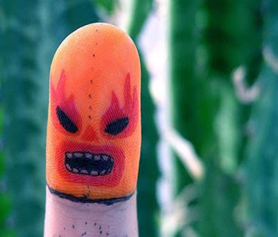 finger-art