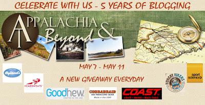 Appalachia & Beyond Blogiversary Giveaway Image