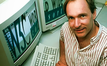Tim Berners-Lee, el padre de internet