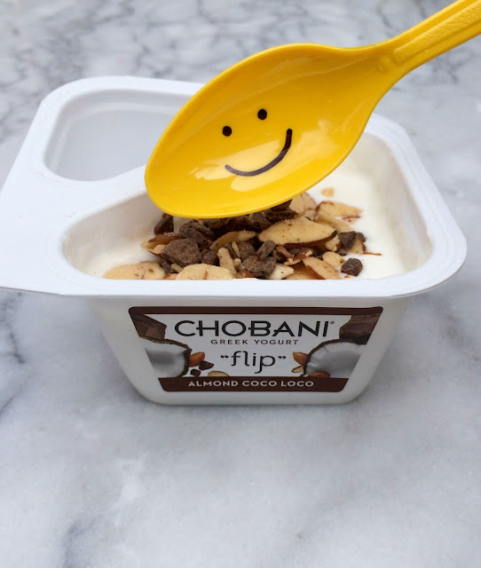 The perfect on the go snack with smiling spoons - www.jacolynmurphy.com
