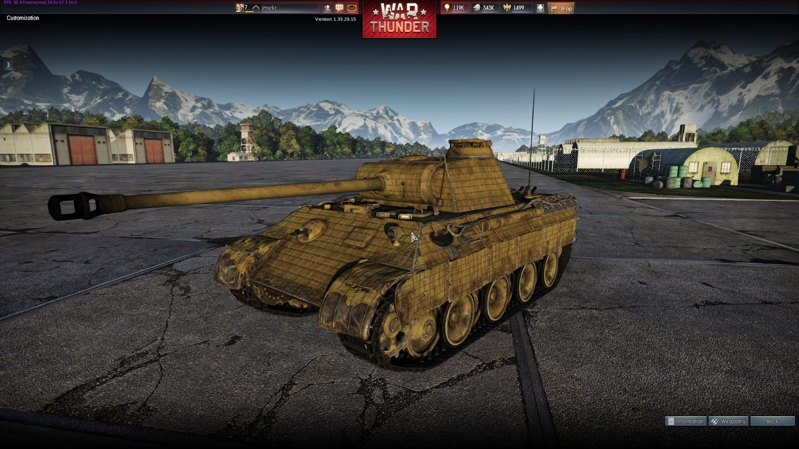 War Thunder CBT on Public Server Shot+2014.04.22+21.42.35