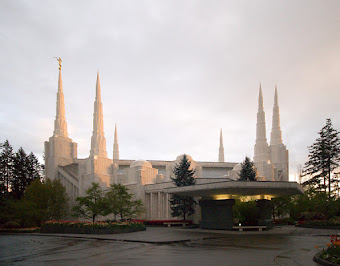 ~ Portland, Oregon Temple ~