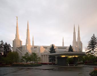 ~ Portland, Oregon Temple ~