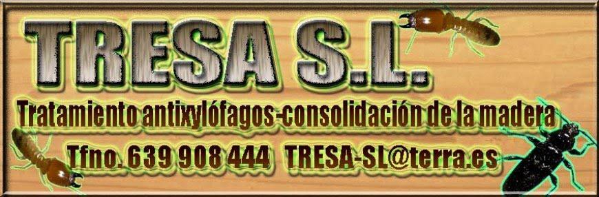 TRESA S.L.
