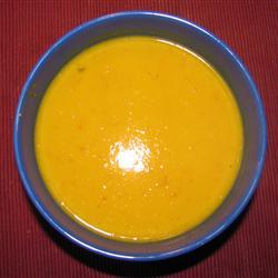 citrouille patate douce poireaux et soupe au lait de coco recette facile. Black Bedroom Furniture Sets. Home Design Ideas