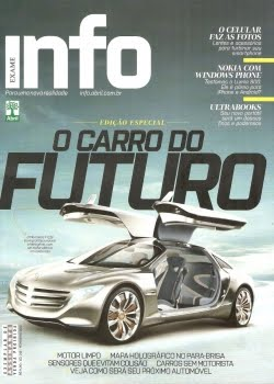 Revista Info Exame - O Carro do Futuro