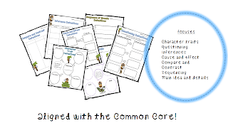http://www.teacherspayteachers.com/Product/Graphic-Organizer-Bundle-Common-Core-Aligned-Detective-Themed-997113