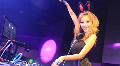 Leng Yein So Sexiest DJ 2015