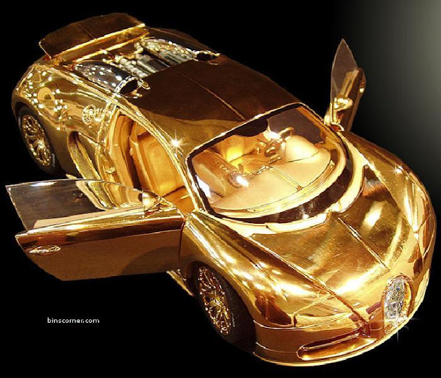 world's most expensive model car
