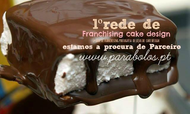 Franchising Cake Design Italia : BOLOS DA DINA: franchising de cake design