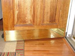 Consider A Kick Plate For The Bottom Of The Door. These Are Finished Metal  Sheets That Fit The Bottom Panel Of Your Door And Serve As A Guard To  Prevent .