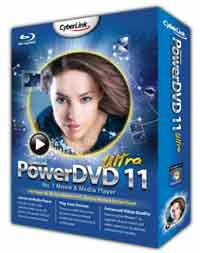 Power DVD 11 Full Version
