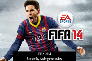 FIFA 2014 android game