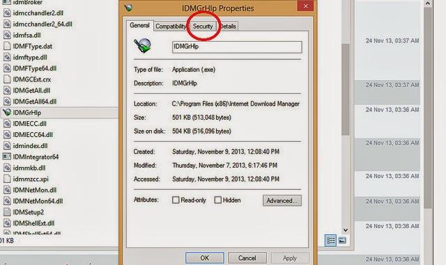 Cách sửa khắc phục lỗi fake serial number của IDM