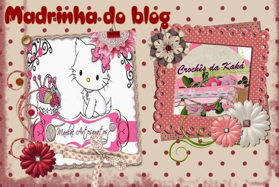 Madrinha desse Blog