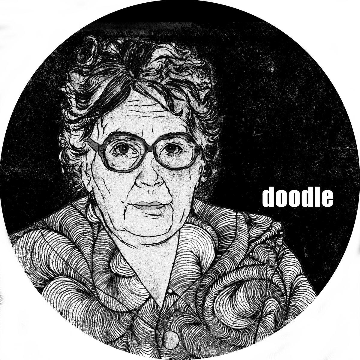 zamów portret doodle