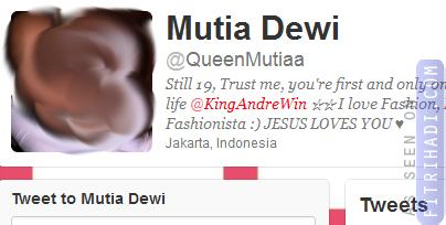 twitter mutia dewi hina islam allah malaysia