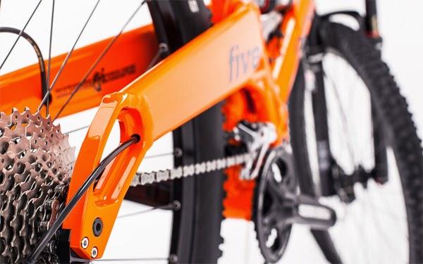 2015 Orange Five S Launches
