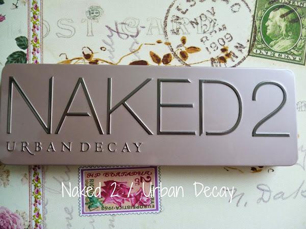 Una mirada a la Naked 2 de Urban Decay