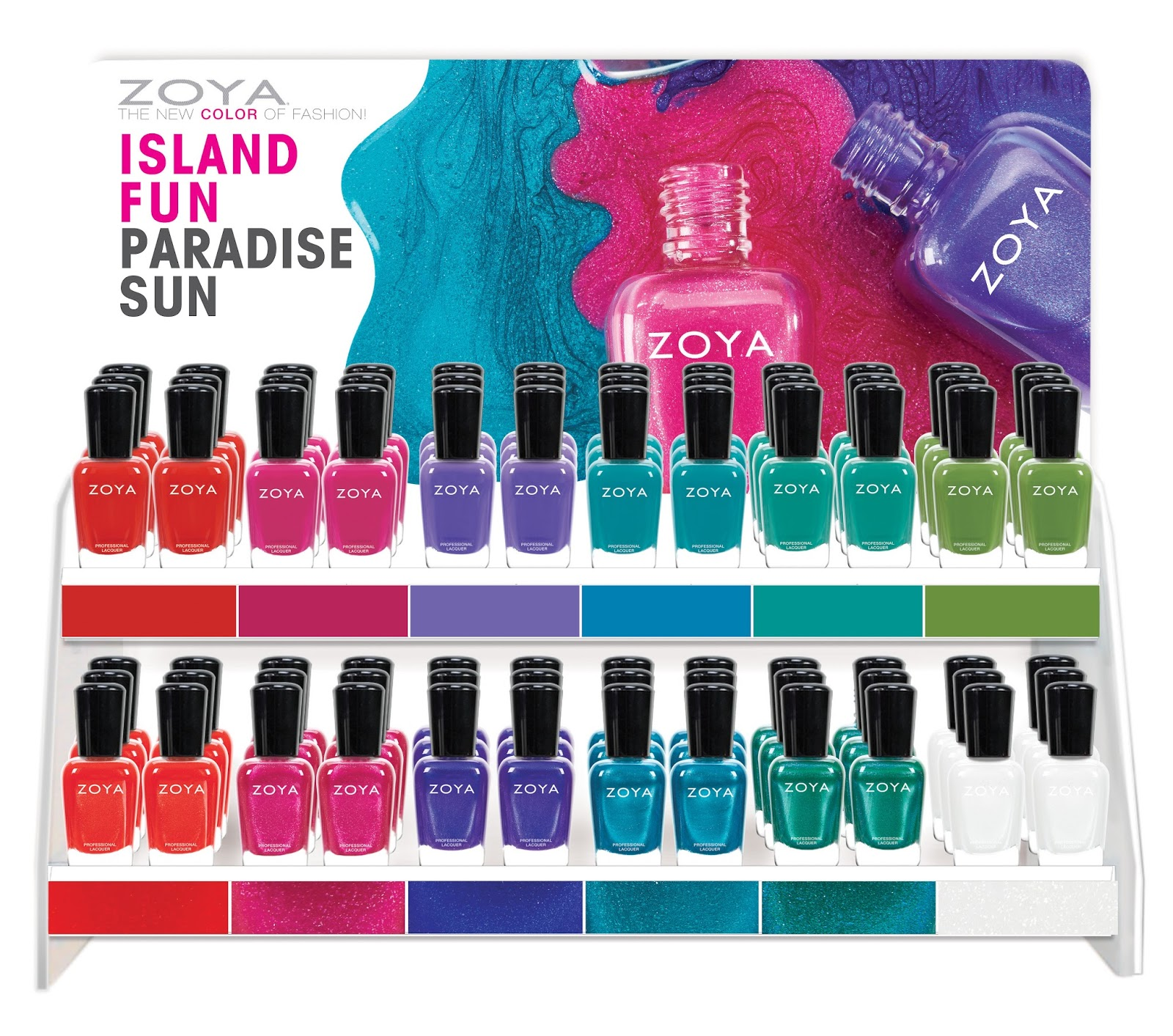 Zoya-Island-Fun-Paradise Sun-Summer-2015-Press-Release