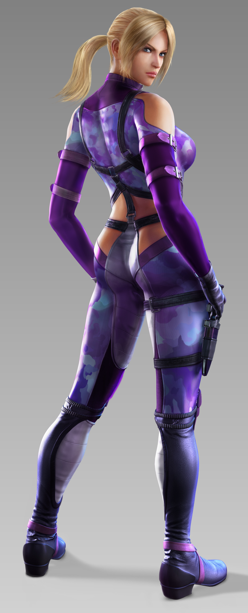 Tekken CG Render Nina Williams