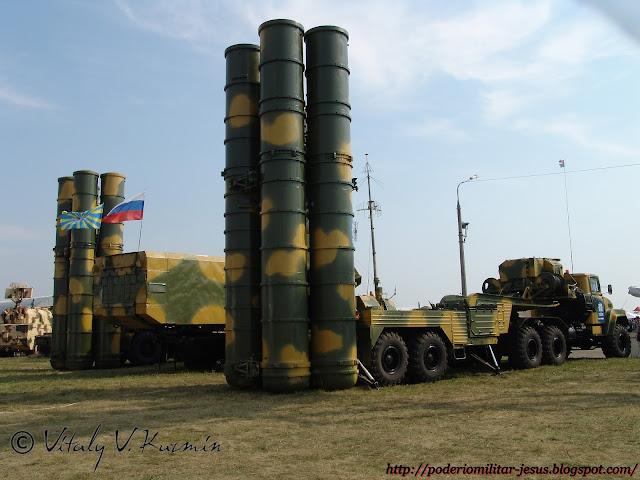 Turquía Misil+S-300