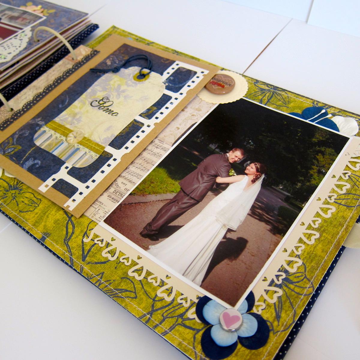 Свадебные альбомы в подарок 74