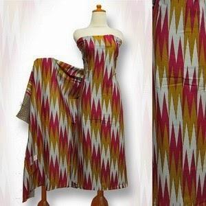 Model kain batik solo pekalongan