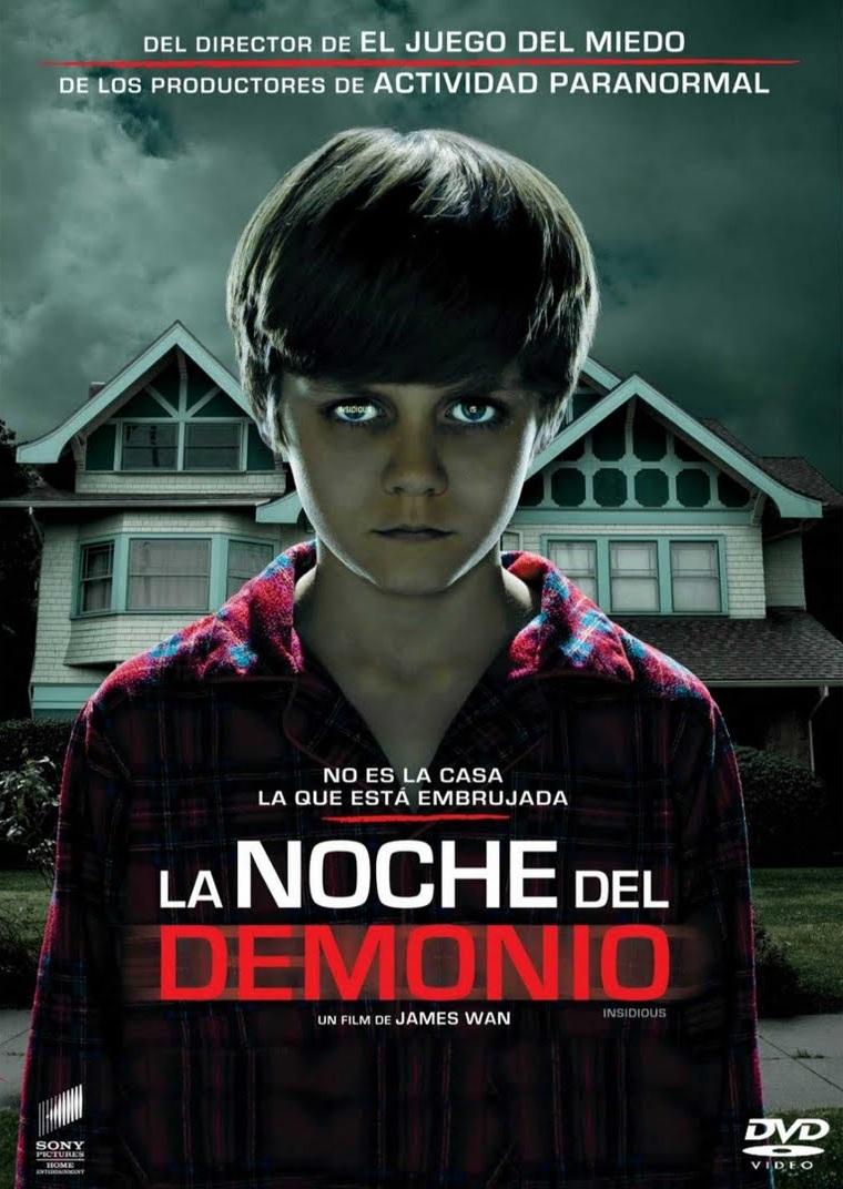 La Noche Del Demonio (Insidious) (2010)