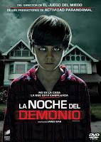 descargar JLa Noche del Demonio gratis, La Noche del Demonio online