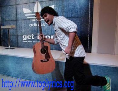 Reza Salleh Kasih Lyrics