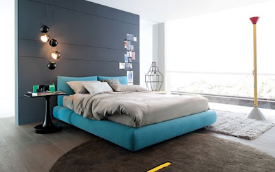 New Dream House Experience 2013: Modern Bedroom Interior Design
