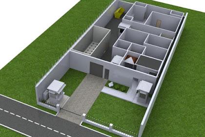 Jasa Desain 3D Pabrik Manufacturing