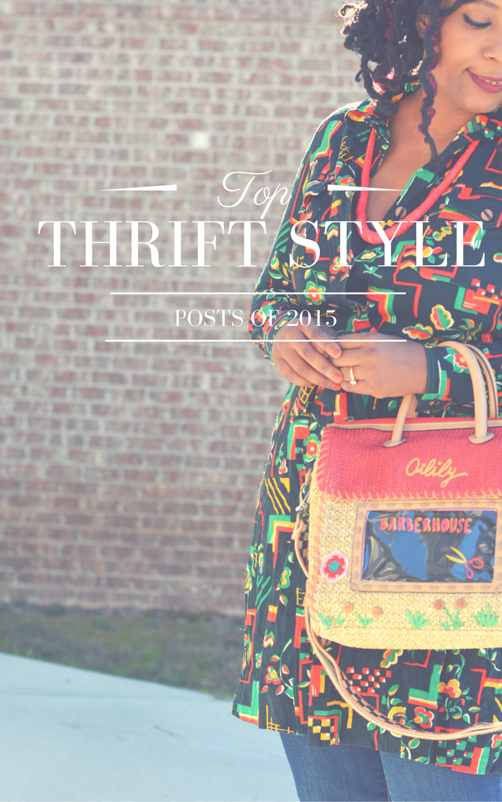 top thrift style post on thriftanista in the city