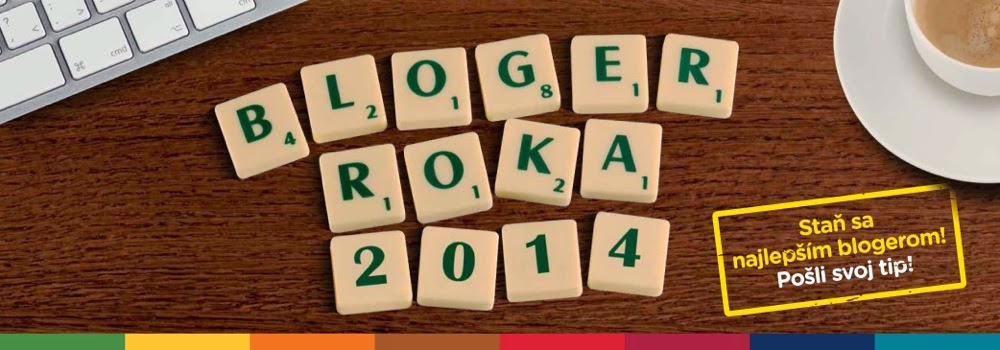 Páči sa Vám náš blog ? Hlasuj za nás !!!