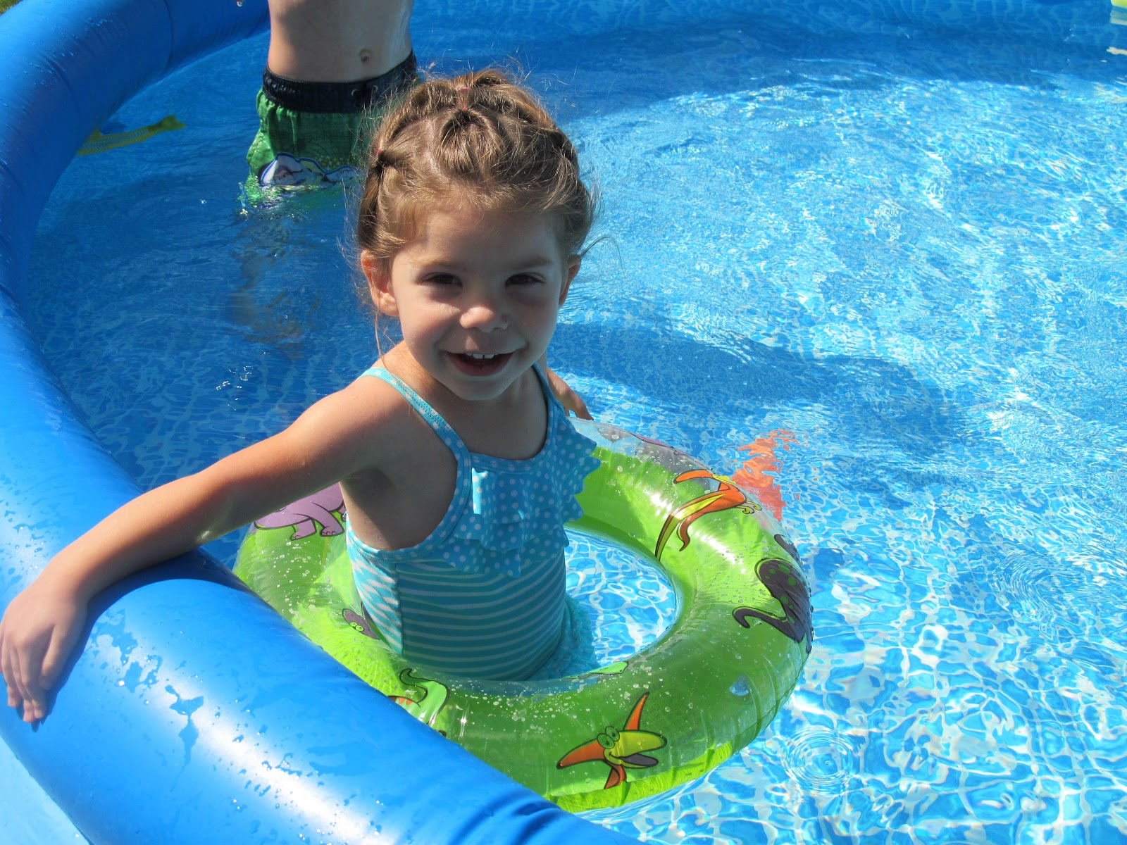 The miller family idaho trip 1 water fun - Sarah dray ...