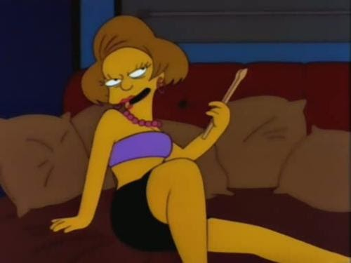 ned dating edna The storyline found edna dating ned flanders i was tremendously saddened to learn this morning of the passing of the brilliant and gracious marcia wallace.