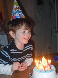 Adam is 4!