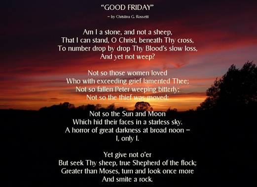 Good Friday Inspirational Quotes And Sayings