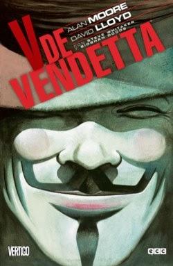 V de Vendetta, de Alan Moore y David Lloyd