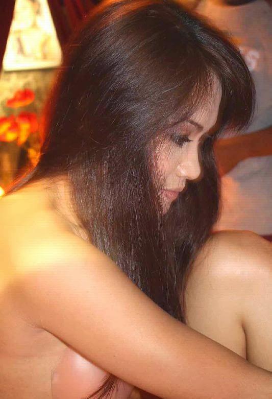 Jenny Cortez Topless
