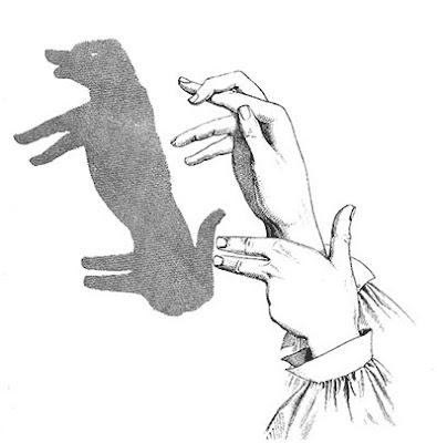 Trik Membuat Bayangan Tangan yang Unik