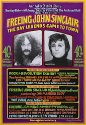 FREEING JOHN SINCLAIR