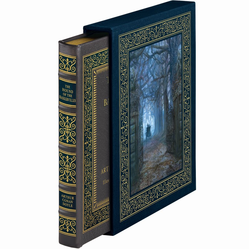 The Hound of the Baskervilles, Easton Press edition