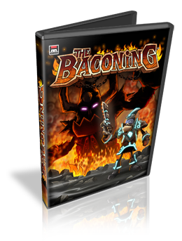 Download The Baconing PC Completo + Crack  2011