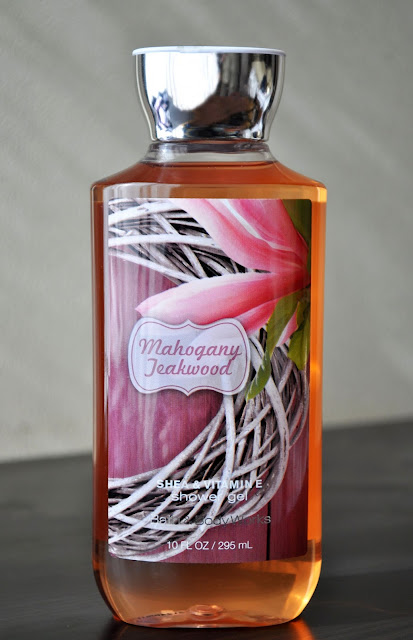 Do You Know Where You're Going To...Bath & Body Works' Mahogany Teakwood Shower Gel