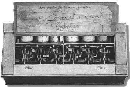 Calculadora Pascalina