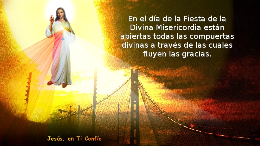 fiesta divina misericordia