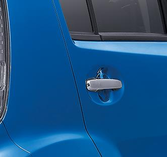New Chrome Outer Handle New Sirion 2015